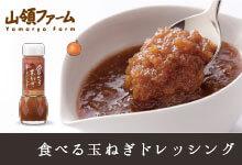佐賀の豊かな大地の味「食べる玉ねぎドレッシング」
