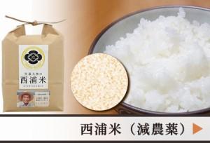 西浦米(減農薬米)