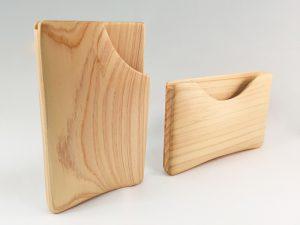 木製名刺入れ 画像1