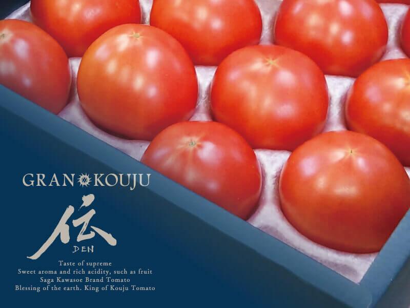 GRAN KOUJU「伝」 トマト